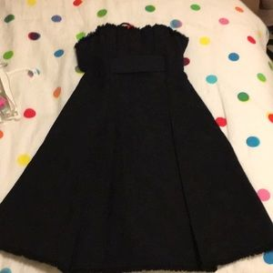 BCBG Strapless cocktail dress* never worn
